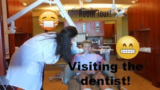 Room Tour! | Visiting The Dentist! |