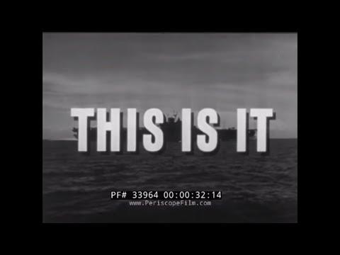 U.S. NAVY  WWII NAVAL AVIATOR TRAINING FILM