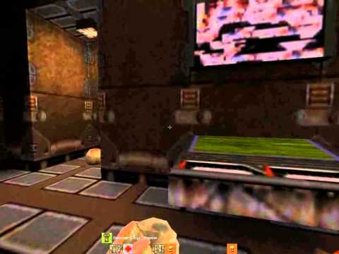 Let's Play Quake 2 Zaero (Part 4): I deed...I do indeed...