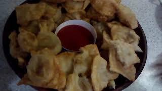 Мамины рецепты пирожки с картошкой!!!