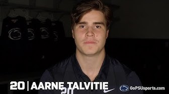 Penn State Hockey Player Features - Aarne Talvitie