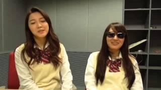1+1は2じゃないよ! BB 石田安奈vs内山命 Ishida Anna vs Uchiyama Mi...