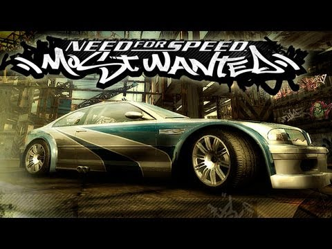 Need for Speed: Most Wanted Movie All Cutscenes Ending PC Max Settings 1080p