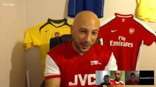 LIVE NOW AFTVextra Arsenal 3-0 Chelsea