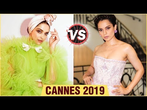 Cannes 2019 | Kangana VS Deepika Who Pulled It Off Better ? Day 2 | Fashion Face Off Mp3