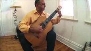 Mauritius National Anthem: Classical Guitar Version