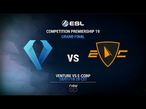 Grand Final | Venture eSports vs E-Corp Gaming | ESL CPS 19