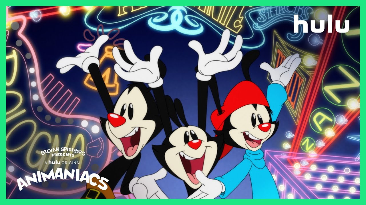 Animaniacs (Official) Trailer | A Hulu Original