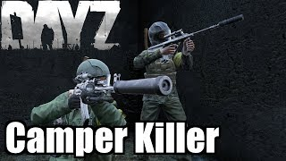 DayZ Standalone - Die Camper Killer | DayZ Standalone Gameplay German Deutsch