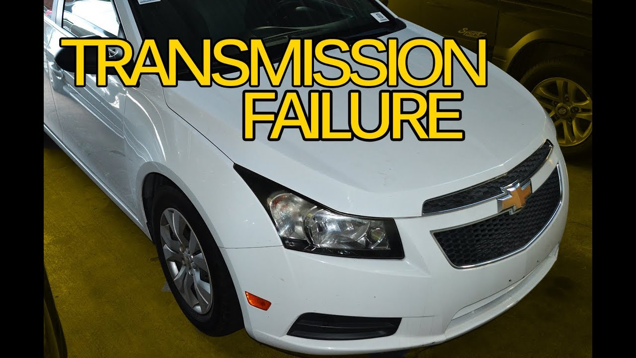 Help 2012 Chevy Cruze Transmission Failure When Hot Youtube