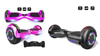 Top 5 Best Cheap Hoverboard -Top 5 Reviews & Buying Guide