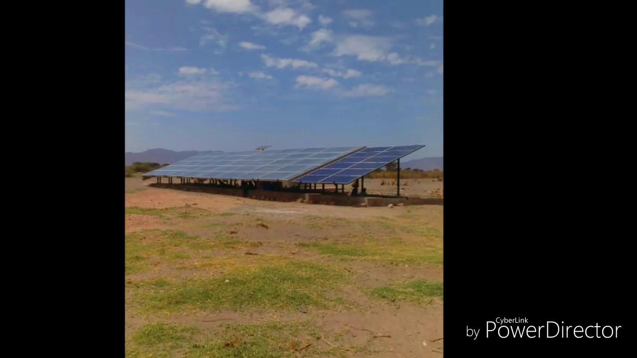 nrg large scale solar dryer