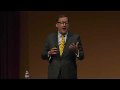 Dean Andrew D. Martin's State of the College Address