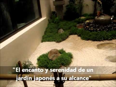 Jard n japon s tsuboniwa small japanese garden called - Jardin zen pequeno ...