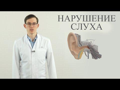 Нарушение слуха, лечение тугоухости