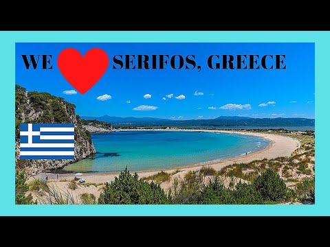 ISLAND Of SERIFOS: GUIDE To The BEACHES - The GOOD, BAD & The UGLY (GREECE)