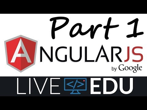 How To Build Dashboard-Style App With AngularJS - Part 1 (Livecoding.TV)