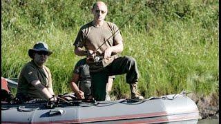 Что делает Путин в свободное время?