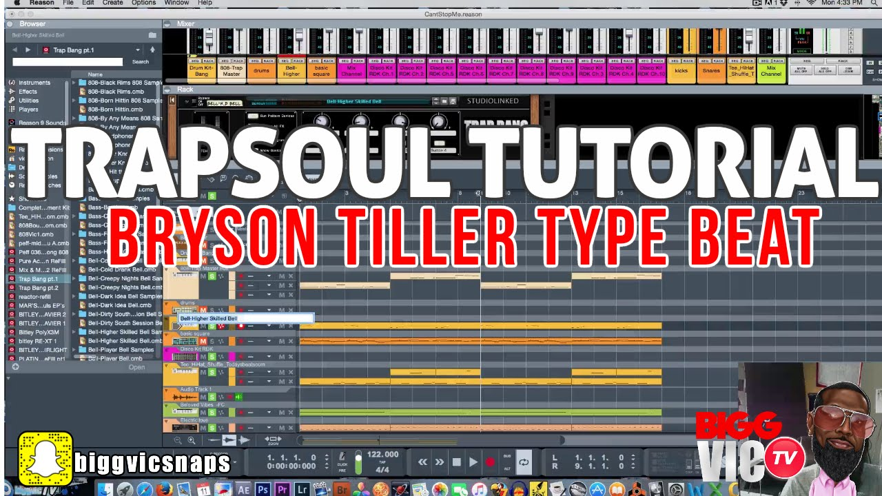 Propellerheads reason & record dvd video tutorials kreativ sound.
