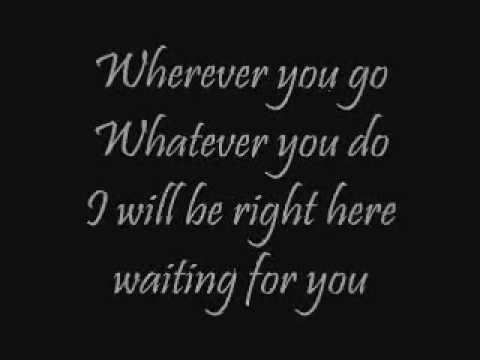 Waiting For You (instrumental)