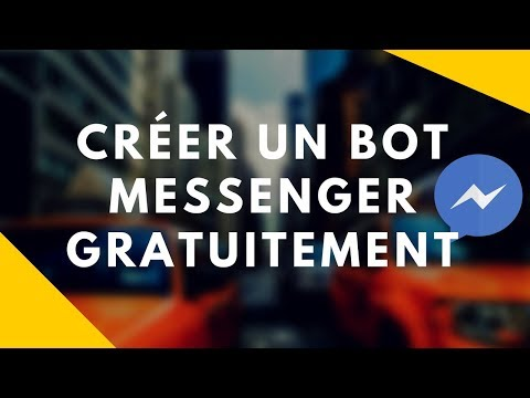 Comment Créer Un ChatBot FACEBOOK Gratuitement Et Facilement Avec Chatfuel