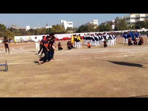 Opening Ceremony Dance Sport week