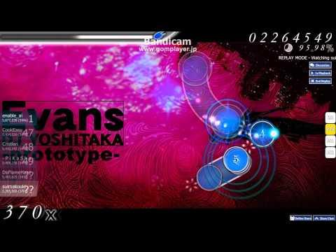 DJ YOSHITAKA - Evans -prototype-