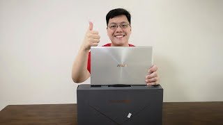 Asus Zenbook 13 UX333F Ultrabook Laptop 2019 - Unboxing and Overview
