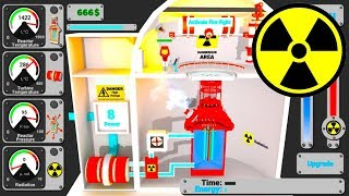 Nuclear Inc 2 - ATOMIC POWER STATION SIMULATOR GAME! Android Gameplay FHD