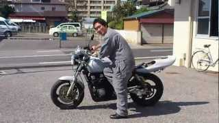 XJR400 押し掛け大会