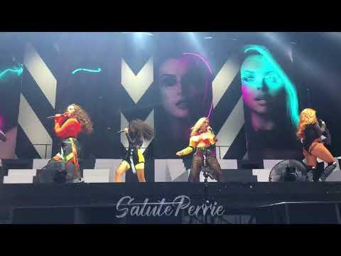 Little Mix - Salute (Summer Hits Tour) Hove 6/7/18