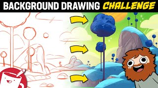 Background Drawing CHALLENGE