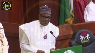 Breaking:PDP Reps BOO Buhari Has He Present 2019 Budget