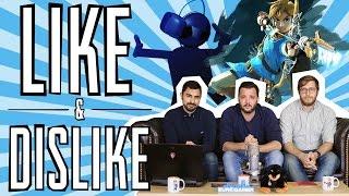LIKE & DISLIKE: Zelda y NX, The Lab (HTC VIVE), Nioh, Mirror's Edge...