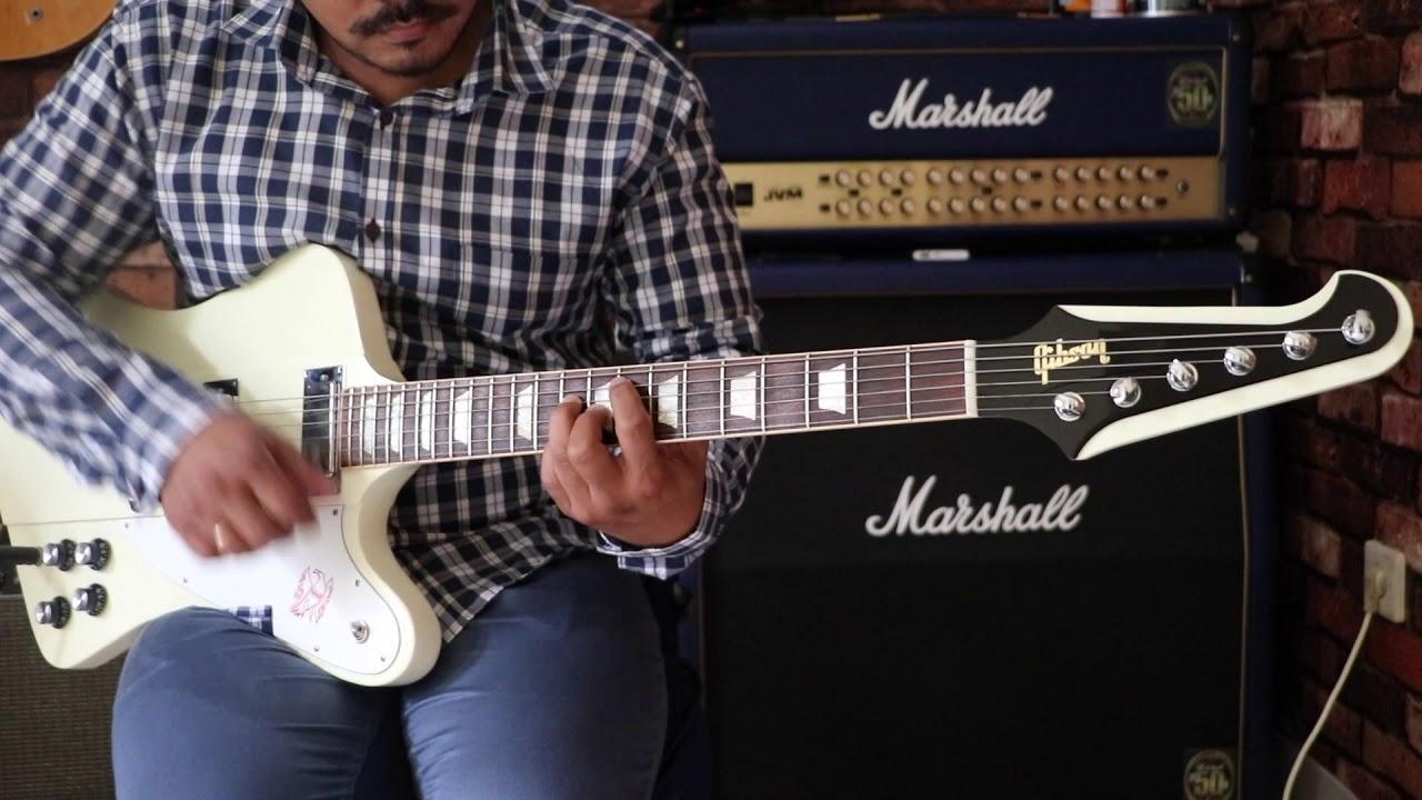 Gibson Firebird V Classic White Usa