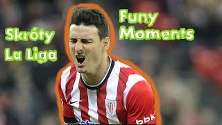 Skróty La Liga ● Footroll (Funny moments) cz.2