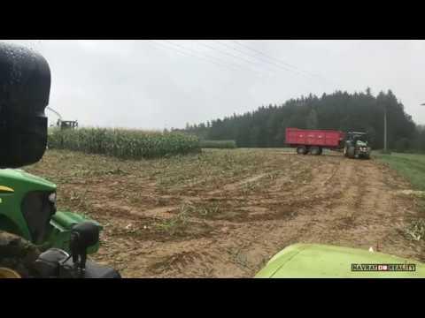 Video českých poľnohospodárov, ktorí v poli našli niečo neuveriteľné