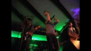 Revolverheld - Ich werde nie erwachsen Beginn Irish Pub Koblenz Arthur Guinness Day 2012 27.09.2012