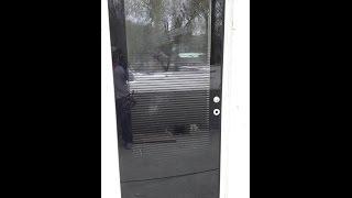 видео Межкомнатные стеклянные двери: виды и варианты исполнения