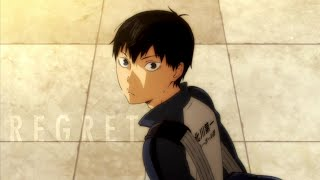 """ Kageyama, you"