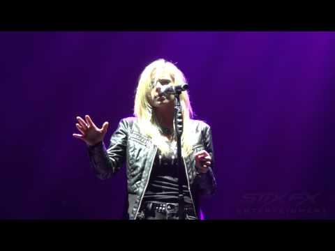"""Trans-Siberian Orchestra 11-29-12 Charlotte NC """"Someday"""" featuring Kayla Reeves [HD] TSO 2012"""