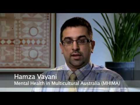mental health and people from culturally and