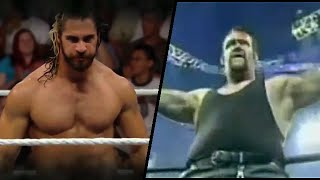 WWE Undertaker & Seth Rollins Theme Song Mashup (The Second Rollin/Double Rollin)