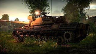 Leopard I СТРАДАЕТ ИЛИ ЗАСТАВЛЯЕТ СТРАДАТЬ? | Лучший бой War Thunder #128
