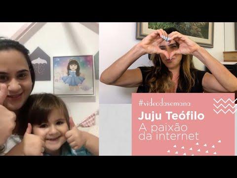 Juju Teófilo: a menininha que viralizou na Internet