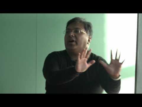 Devdutt Pattanaik at Jivamukti Yoga Jersey City - Locating Yoga in Indian Culture