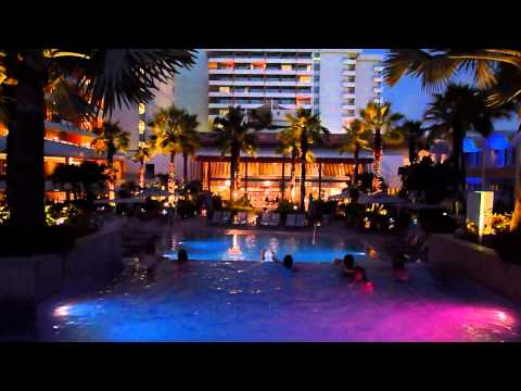 Inside La Concha Resort Hotel, San Juan, Puerto Rico