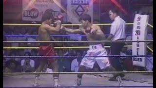 Manny Pacquiao vs Lito Laroa