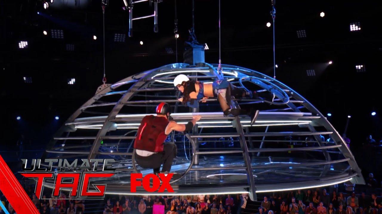 Luke Dominates In Dome Tag | Season 1 Ep. 7 | ULTIMATE TAG