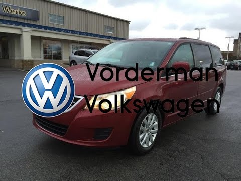Beautiful Pre-Owned 2013 Volkswagen Routan Stk# 9876